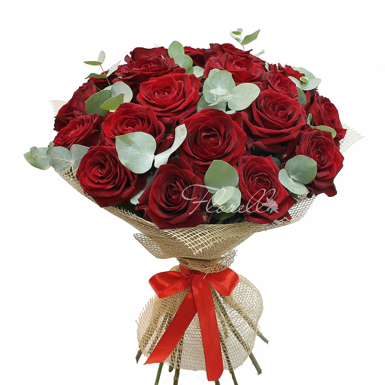 Букет цветов из конфет розы